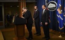 Bộ trưởng Tư pháp Mỹ: 'Ông Trump không cản trở công lý'
