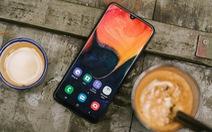 Galaxy A50 dẫn đầu làn sóng 'cao cấp hoá' smartphone tầm trung