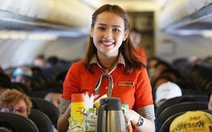 'Mì tôm và gấu bông': dịch vụ phụ trợ của Vietjet Air