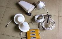 Tín hiệu mạng thông tin di động 3G tại Móng Cái đã hoạt động trở lại