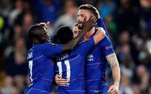 Europa League: Chelsea suýt mất vé vào bán kết vì chủ quan