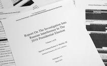 Báo cáo 448 trang của Mueller sắp in thành sách, giá bán từ 10-15 USD