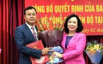 Con trai cựu bí thư Hà Nội làm phó bí thư Huyện ủy Sóc Sơn