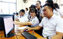 Lỗi thường gặp khi đăng ký dự thi THPT quốc gia, xét tuyển đại học