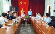 Sở GD-ĐT Nghệ An họp 'nóng' xử lý vụ nữ sinh bị đánh hội đồng