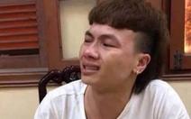 'Giang hồ' Khá Bảnh khóc và thừa nhận 'cháu đã sai'
