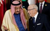 Khối Ả Rập bỗng... đoàn kết