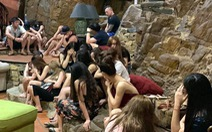 31 nam nữ Việt, Úc, Malaysia thuê biệt thự, sử dụng ma túy bên hồ bơi