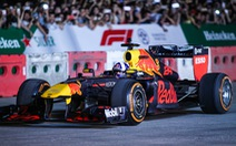 Xem đua ôtô Công thức 1 ở Hà Nội giá 75 USD