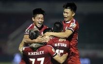 Hạ Viettel, TP.HCM tiếp tục đầu bảng chờ đấu với Hà Nội