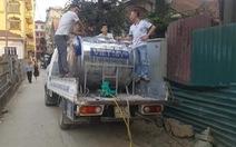 Dân Sa Pa đang bị 'chém' 500.000 đồng/m3 nước sinh hoạt