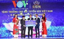 Tuyển nữ Việt Nam nhận thêm  600 triệu tiền thưởng
