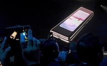 Samsung hoãn ra mắt Galaxy Fold gập màn hình tại Trung Quốc