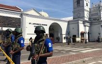 Lại nổ bom gần nhà thờ ở thủ đô Sri Lanka