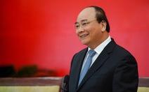 Thủ tướng dự thượng đỉnh Vành đai - con đường lần 2 ở Trung Quốc