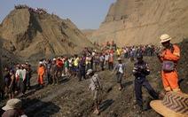 Sập hầm khai thác đá quý ở Myanmar, hơn 50 người chết