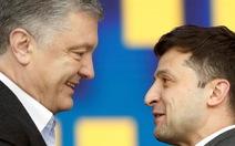 Dân Ukraine chọn người mới vì tổng thống 'không làm được gì'