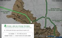 TP.HCM, Tây Ninh đều muốn làm nhanh cao tốc TP.HCM - Mộc Bài