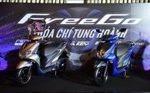 Xuất hiện xe tay ga thể thao của Yamaha làm xiêu lòng giới trẻ