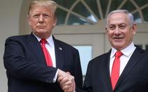 Đặt tên 'Donald Trump' cho khu định cư Do Thái trên cao nguyên Golan