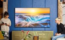 QLED 8K: Chuẩn mực mới cho tương lai TV