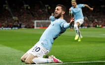 'Đánh sập' Old Trafford, M.C mở rộng cửa đến ngôi vô địch