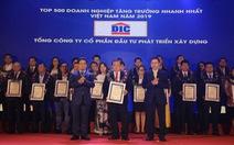 Tăng trưởng nhanh, tập đoàn DIC nằm trong bảng xếp hạng FAST500