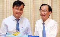 Chủ tịch quận 7 Lê Hòa Bình làm giám đốc Sở Xây dựng TP.HCM