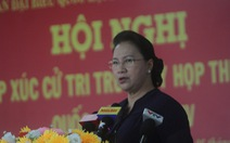Chủ tịch Quốc hội thông tin về sức khỏe Tổng bí thư, chủ tịch nước Nguyễn Phú Trọng