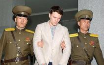 Ông Trump: 'Không trả đồng nào cho Triều Tiên vụ Otto Warmbier'