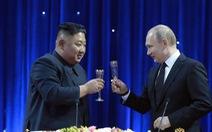 Gặp ông Putin, ông Kim nói Mỹ 'hai mặt'