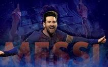 Barca & 'chiếc đầu kéo vĩnh cửu' Messi
