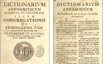 Những nhân vật đầu tiên trong tiến trình chữ quốc ngữ - Kỳ 4: Người đầu tiên in sách quốc ngữ