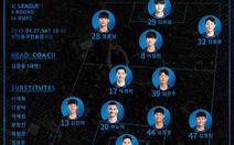 Công Phượng không được Incheon United đăng ký thi đấu ở trận gặp Seongnam