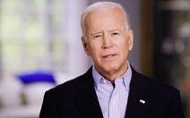 24 giờ sau tuyên bố tranh cử, ông Biden huy động được 6,3 triệu USD