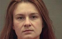 Nữ 'điệp viên' Nga Butina bị Mỹ tuyên 18 tháng tù, ông Putin phản ứng