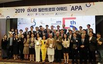 Quỹ Vì Tầm Vóc Việt nhận giải thưởng tại Hàn Quốc