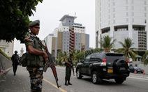 Nghi can khủng bố Sri Lanka kích nổ bom khiến 15 người chết