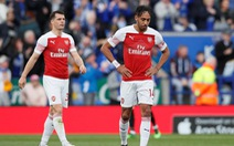 Thua trận thứ 3 liên tiếp, Arsenal gặp khó trong cuộc đua vào top 4