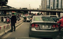 Sao chưa đem bô theo ôtô để tránh 'tiểu đường' như ở Thái Lan?