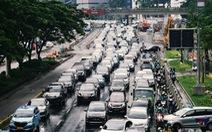 Indonesia dời thủ đô vì kẹt xe gây nhiều thiệt hại