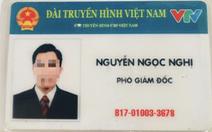 Bị CSGT tuýt còi, tự xưng phó giám đốc VTV rồi trình thẻ... giả