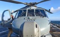 Mỹ bán 24 trực thăng chống tàu ngầm giá 2,6 tỉ USD cho Ấn Độ