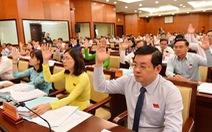 Ngày 8-4 sẽ bầu tân chủ tịch HĐND TP.HCM
