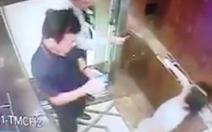 UBND TP.HCM chỉ đạo làm rõ vụ bé gái nghi bị dâm ô trong thang máy
