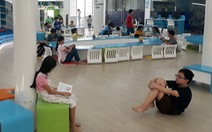 Những thư viện 'mở' níu chân học sinh
