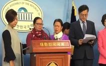 Hai phụ nữ Việt nhận giải Hòa bình ở Hàn Quốc