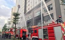 Tuần này, Quốc hội thảo luận về phòng cháy, chữa cháy