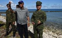 Philippines: Ngư dân Trung Quốc tốt nhất nên tránh xa Thị Tứ!