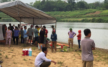 5 học sinh ở Nghệ An chết đuối tại đập nước